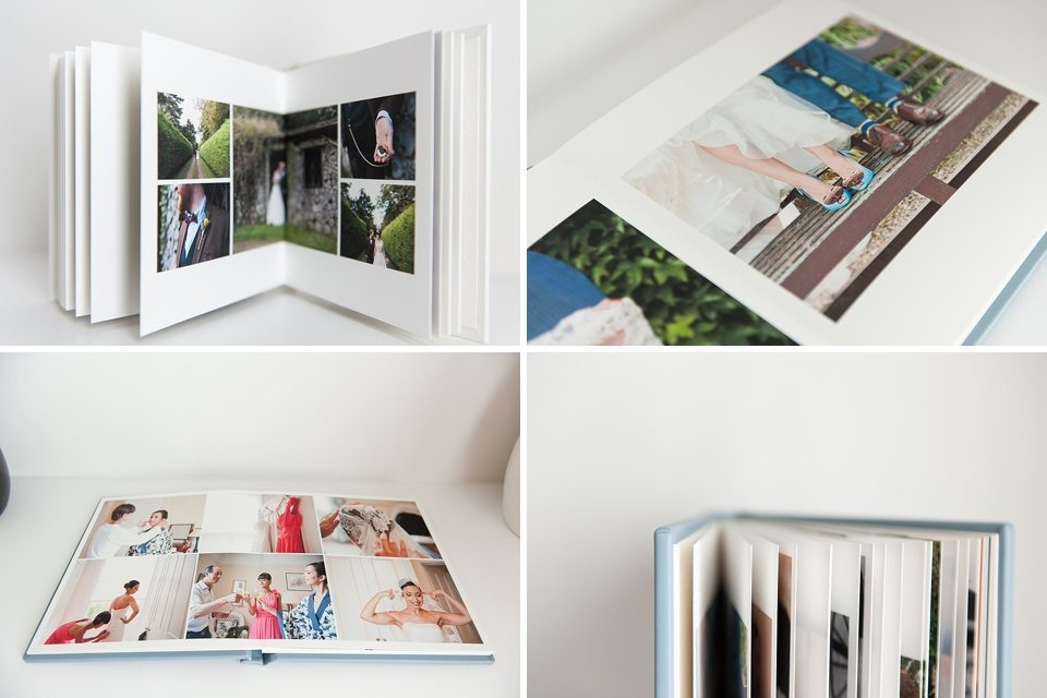 wedding photography top tips with Fiona Kelly - folio wedding album design and layout