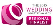 regional finalist for london best photographer in the wedding industry awards