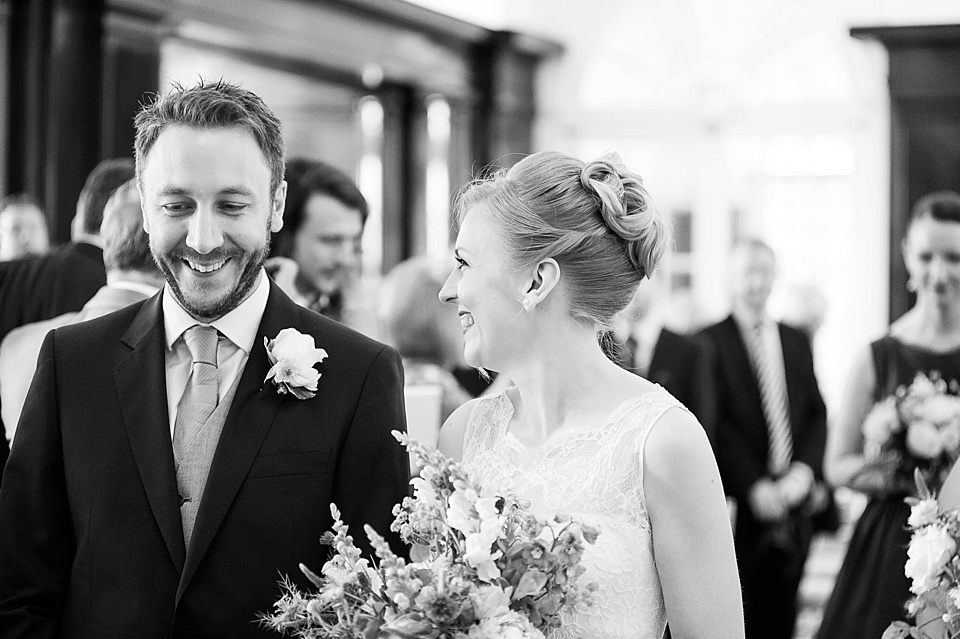 London wedding photographer – Travel inspired wedding at BMA House in London
